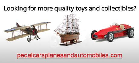pedalcarsplanesandautomobiles